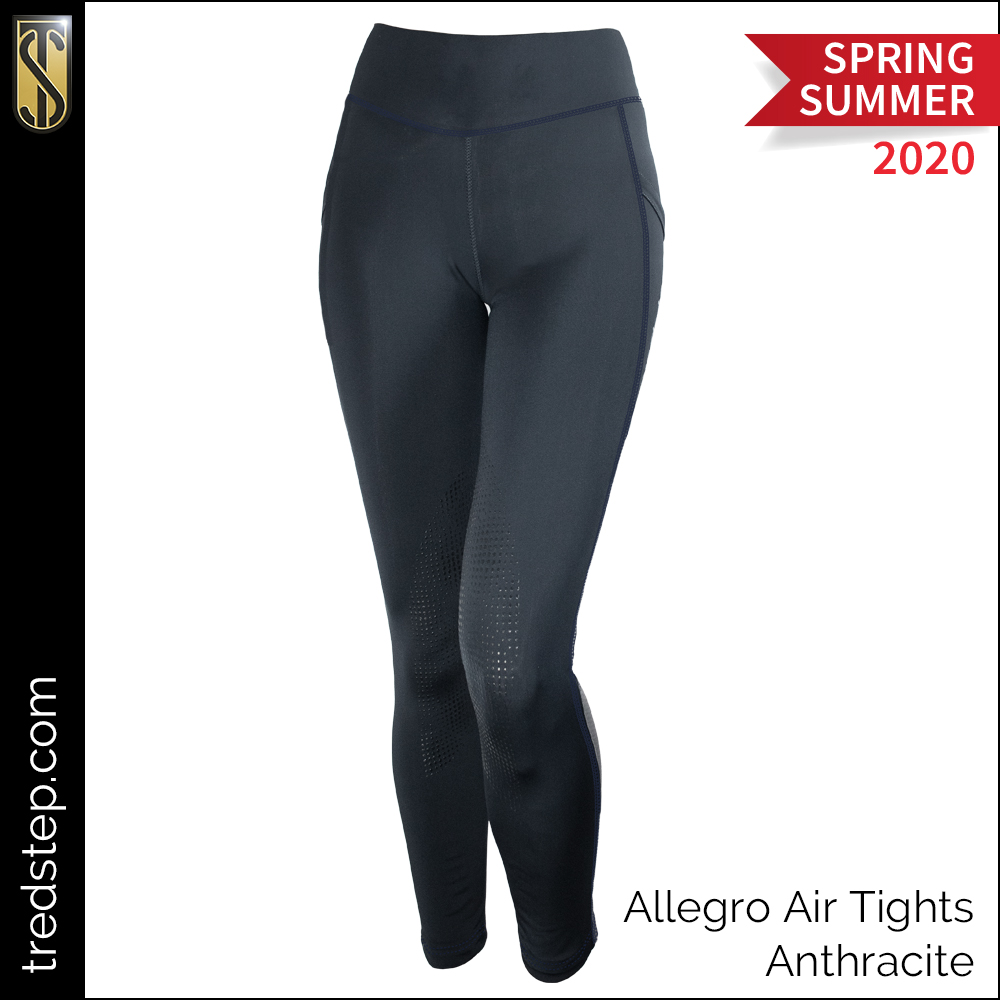 The Tredstep Allegro Air Anthracite