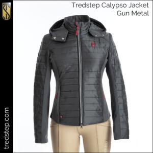 Tredstep Calypso Jacket Gun Metal