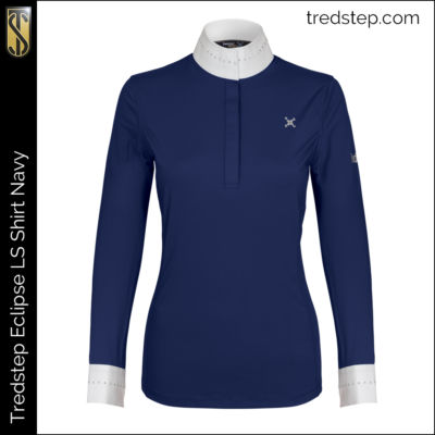 Tredstep Eclipse Shirt Long Sleeve Navy