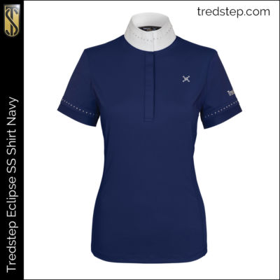 Tredstep Eclipse Shirt Short Sleeve Navy