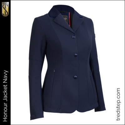 The Tredstep Honour Jacket Navy