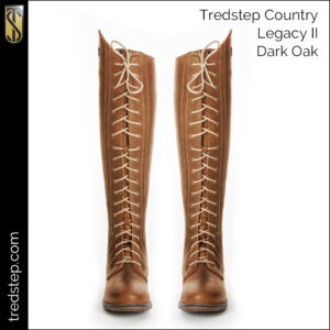 The Tredstep Legacy II Country Boots Dark Oak