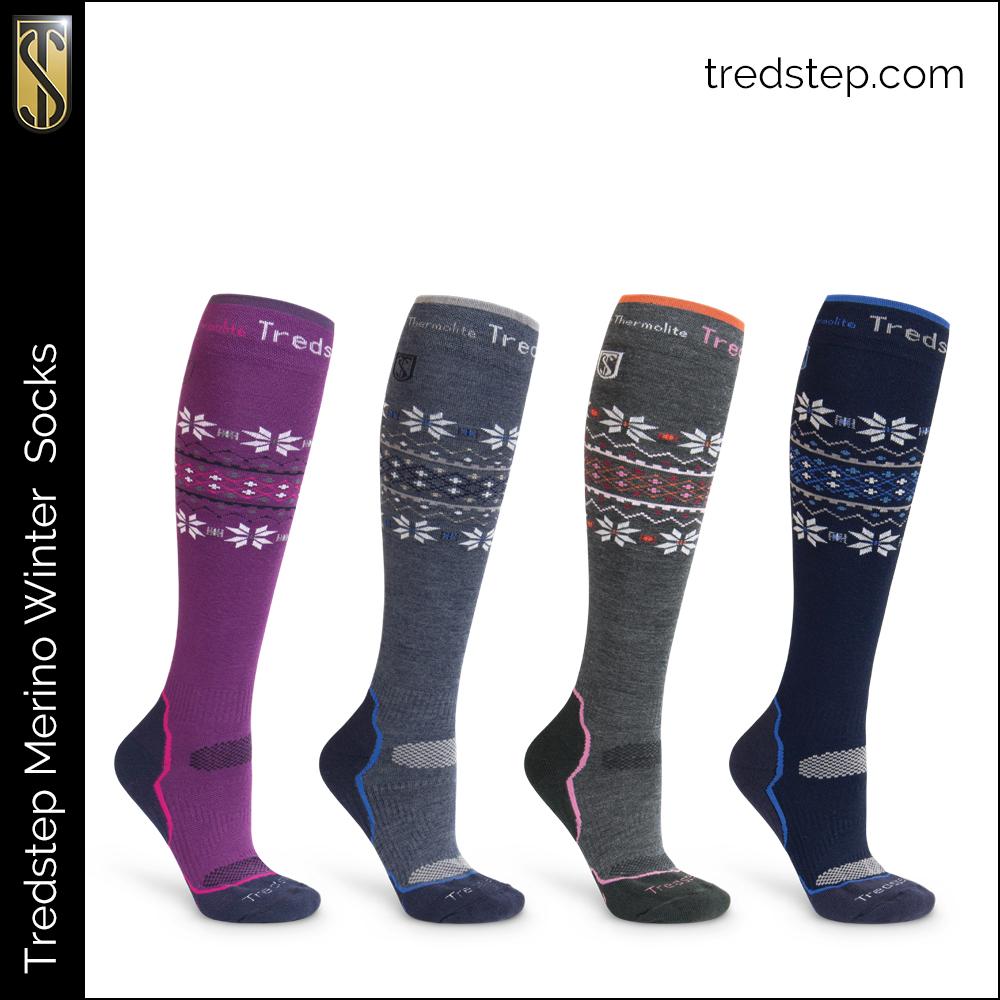 Tredstep Merino Winter Socks