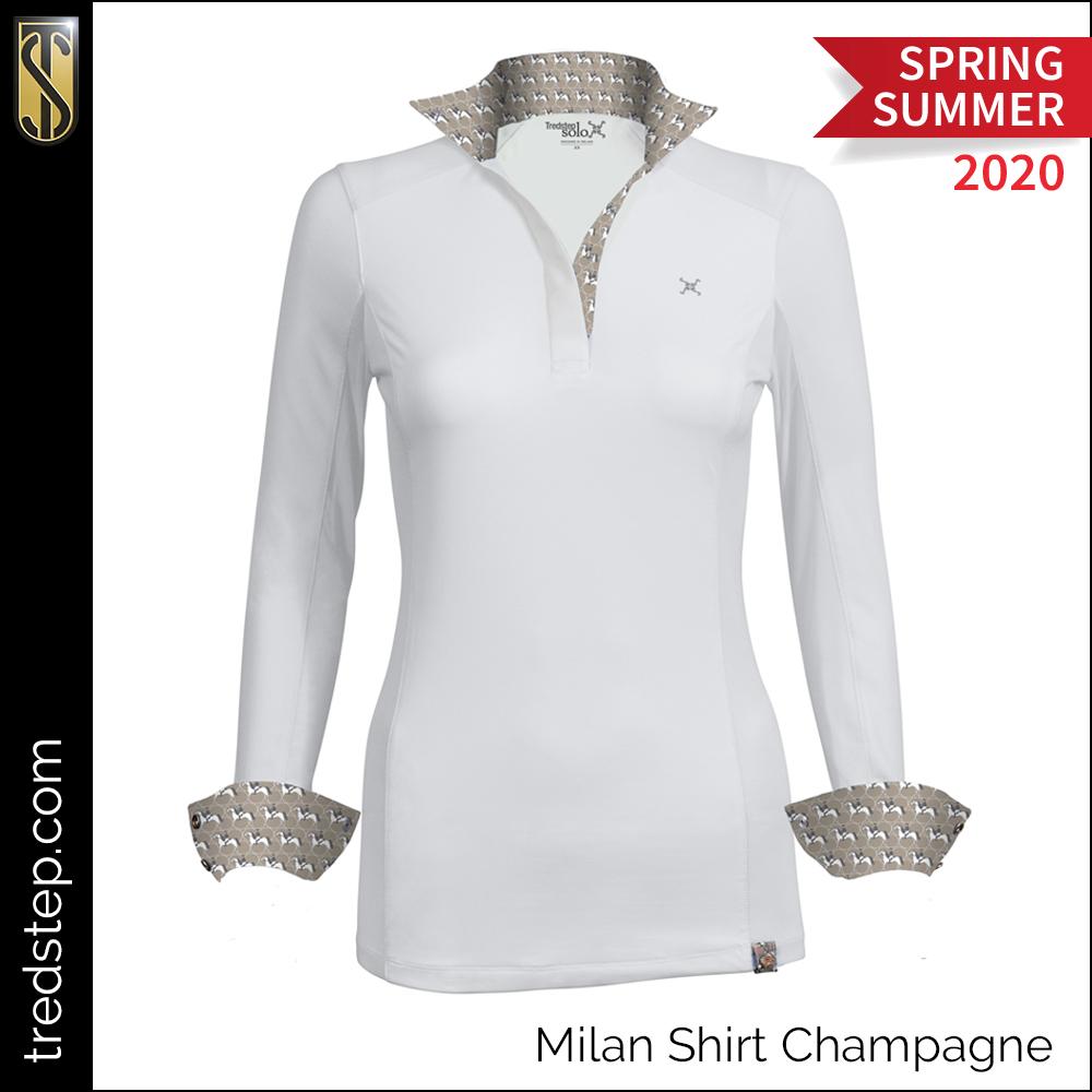 Tredstep Milan Shirt Champagne