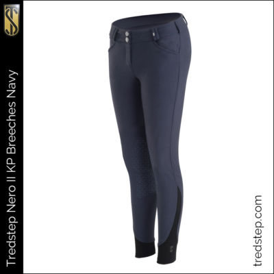 The Tredstep Nero II Breeches Navy
