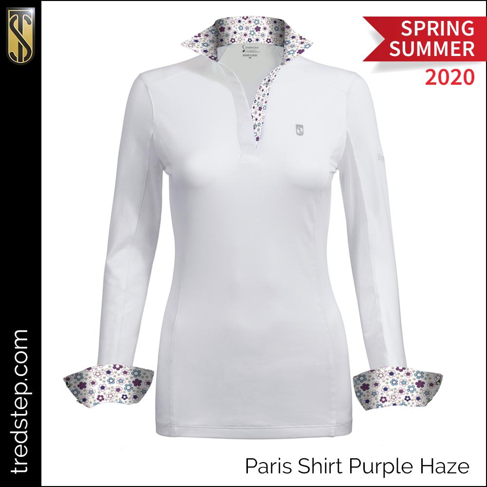 Tredstep Paris Shirt Purple Haze