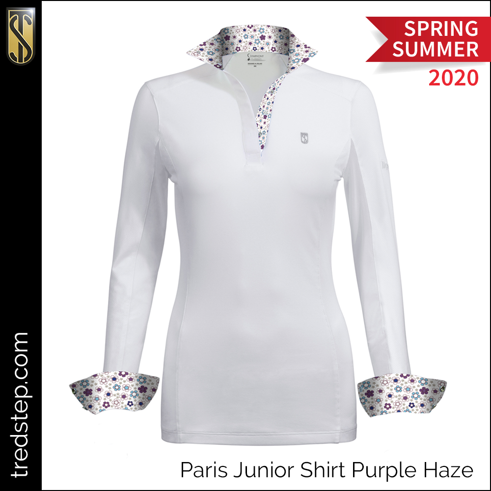 Tredstep Paris Junior Shirt Purple Haze
