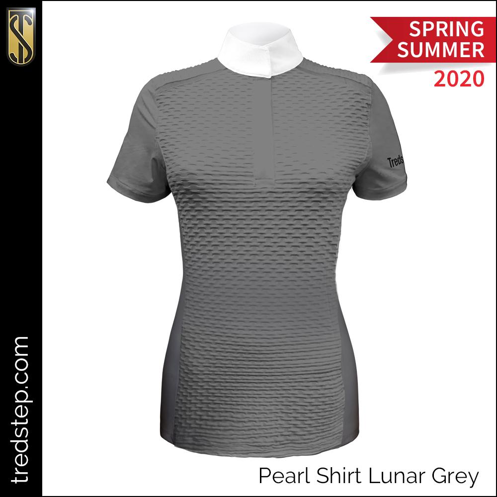Tredstep Pearl Shirt Lunar Grey
