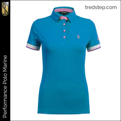 Tredstep Performance Polo Marine