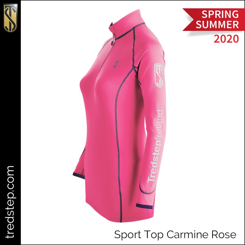Tredstep Futura Sport Top Carmine