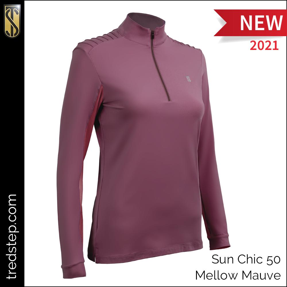 Tredstep Sun Chic 50 Shirt Peacoat Navy