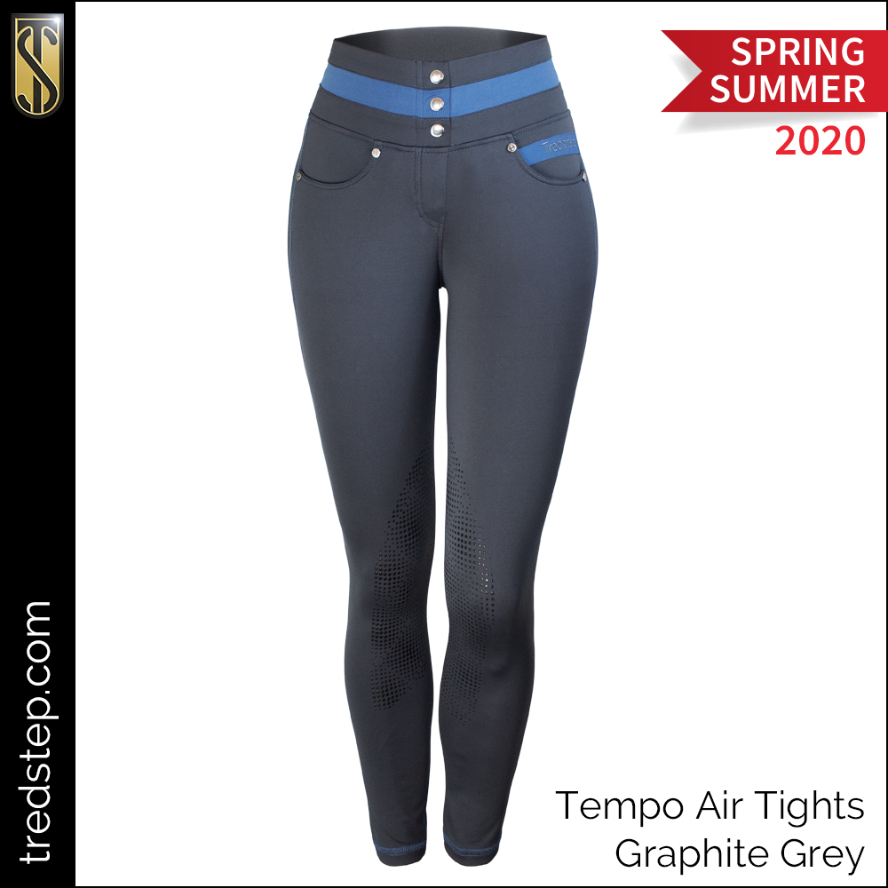 The Tredstep Tempo Air Graphite Grey