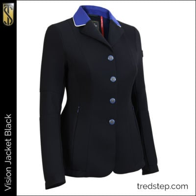 The Tredstep Vision Jacket Black