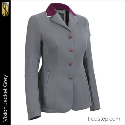The Tredstep Vision Jacket Grey