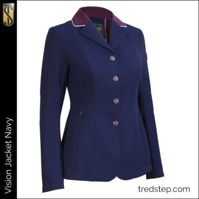 The Tredstep Vision Jacket Navy